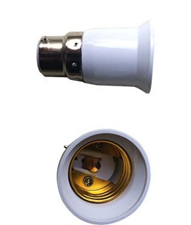 Light Bulb Socket Converters